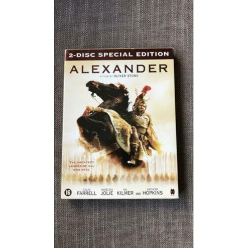 Alexander - 2-disc Special edition - a film by Oliver Stone!