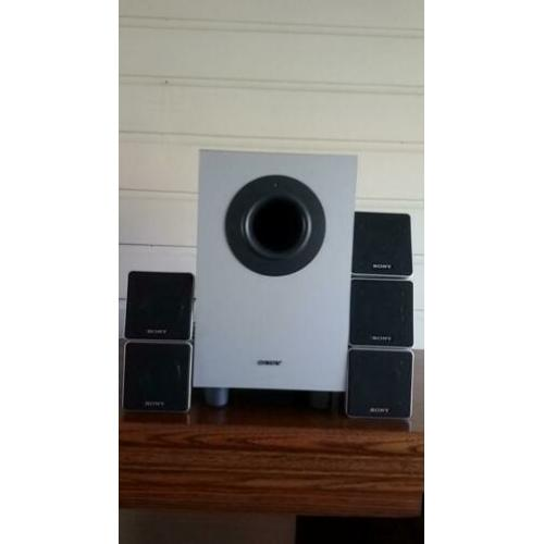 Sony SA-VE155 surround speaker systeem