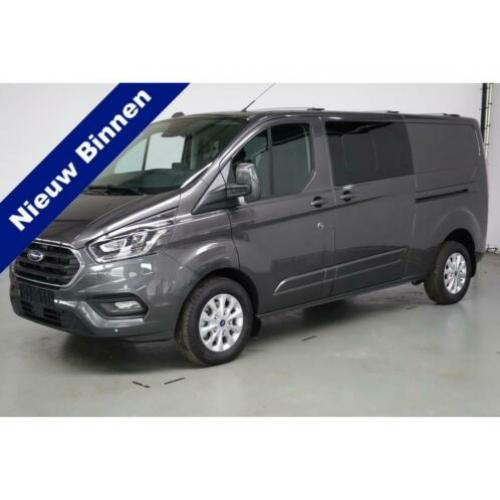 Ford Transit Custom 300 2.0 TDCI L2H1 Limited+ DC Adaptive C