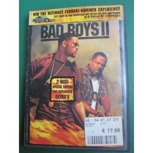Bad Boys II (2003) 2 disc