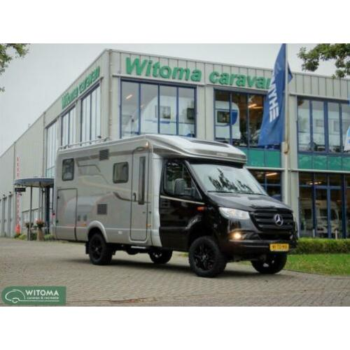 Hymer ML-T 580 4X4 V6 190pk Aut. APRIL