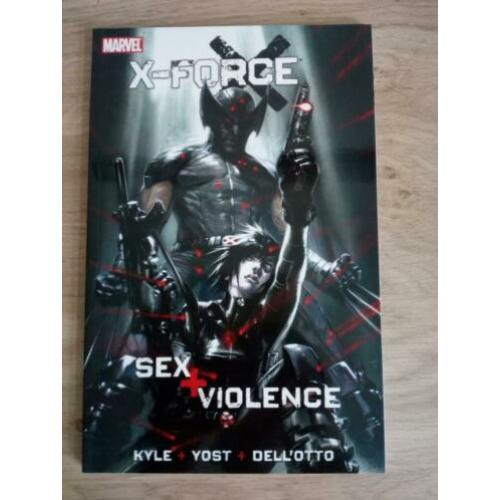 Marvel: X-Force - Sex and Violence TPB (Domino)